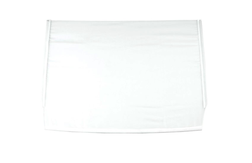 MZ-Fabric-White-45x60