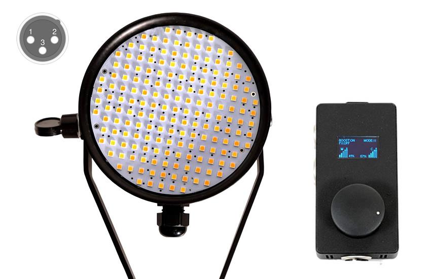 MZ-LED176C-DMX-Bulk