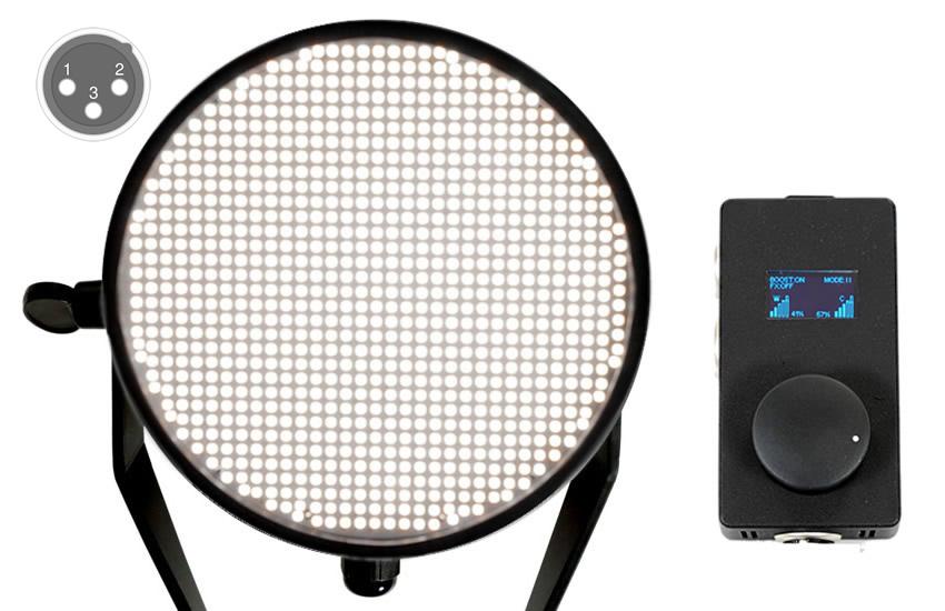 MZ-LED884C-DMX-Bulk