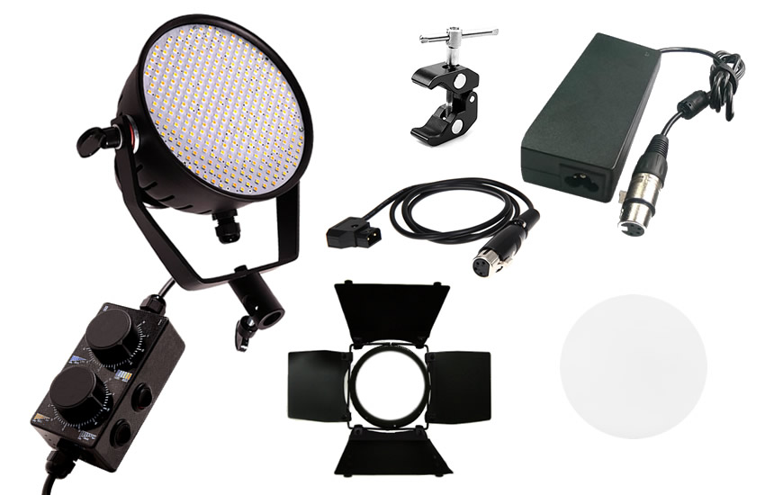 MZ-LED336B-Full-Kit