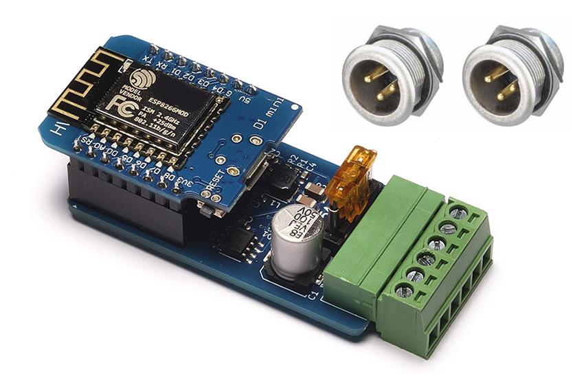 Dimmer-Board-DMX-Upgrade
